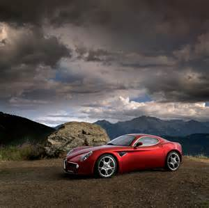 Romeo Alfa Alfa Romeo 8c World Of Cars