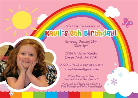 Birthday Invitation Birthday Invitation Card Template Kids New Invitation Cards New Birthday Invitation Card Template Free