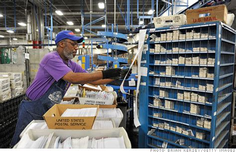 Us Post Office Employment by Why Is The Nh Union Leader Demonizing The Working