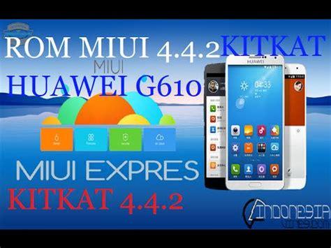 themes for huawei g610 u20 rom miui 7 kitkat 4 4 2 para huawei g610 u15 u20 youtube