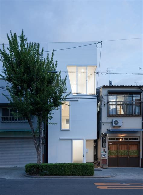 Osaka House by House In Tamatsu Osaka Residence Japan E Architect