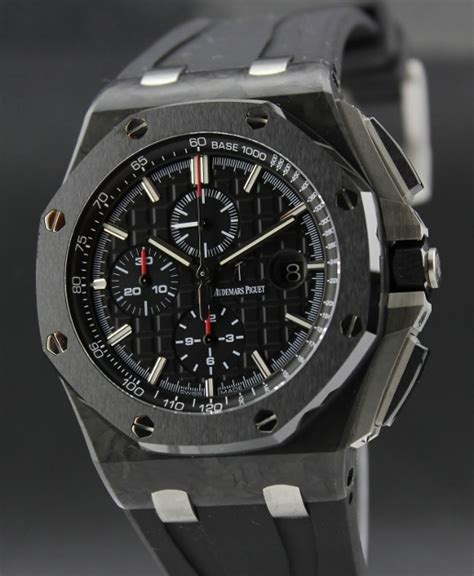 Audemars Piguet Roo Novelty lnib audemars piguet roo novelty carbon 44mm sgd 0 hj