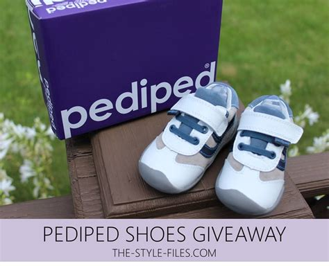 Shoe Giveaway - win it wednesday pediped shoes giveaway the style files