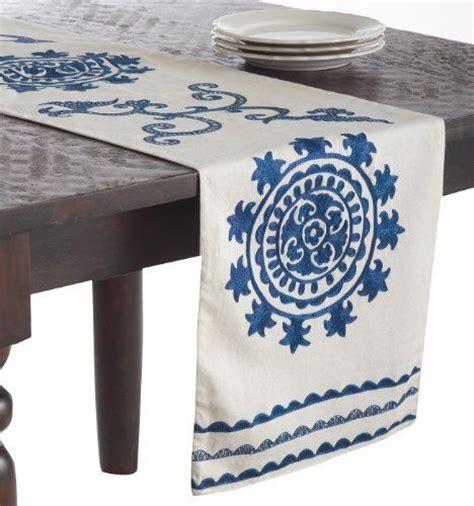 Cobalt Blue Table Ls by Cobalt Blue Table Runner Cobaltbluekit Cobalt Blue
