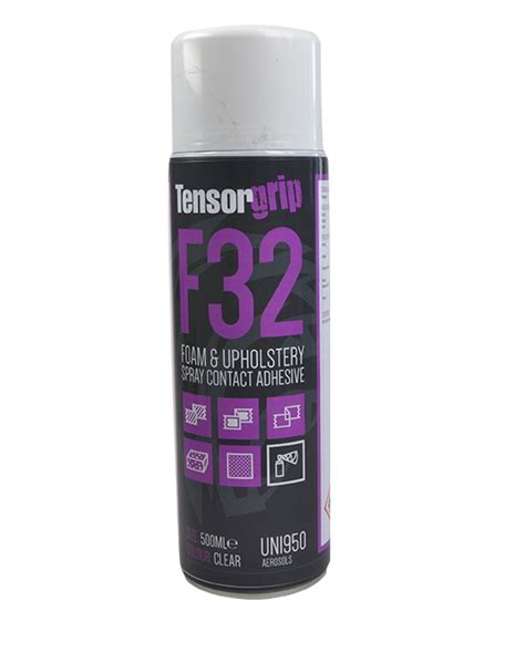 spray upholstery adhesive tensorgrip f32 foam upholstery spray adhesive uk