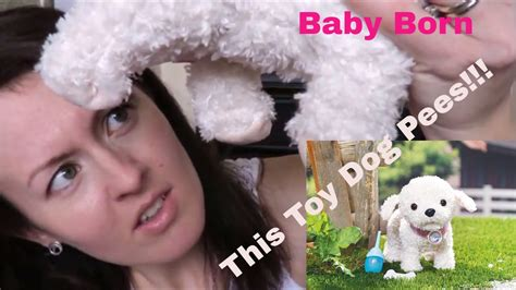 doodle puppy reviews baby born pony farm puppy doodle demo review