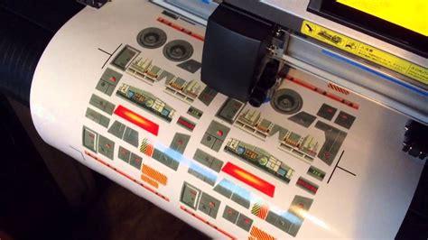 Sticker Stiker Label Transparan No Cutting wars at at vintage repro decals die cutting stickers