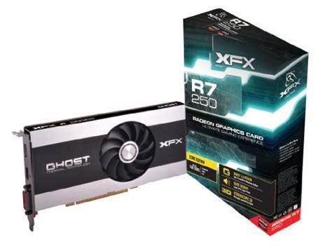 Pci Sound Card 41 Silver xfx radeon r7 250 1gb edition card r7 250e