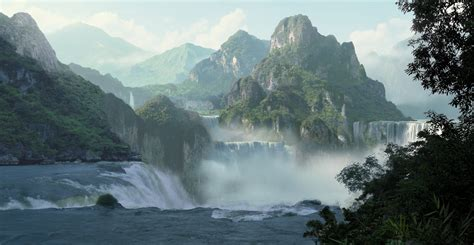 matte painting in 3d matte painting tutorial mattepainting org