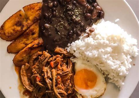 pabellon criollo pabell 243 n criollo receta de malopezve cookpad