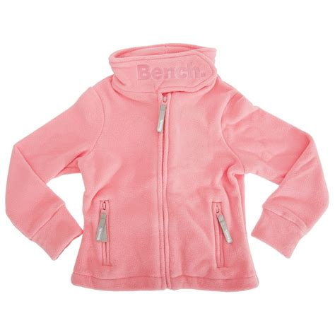 bench jackets for kids bench childrens kids funnel neck long sleeve zip up fleece