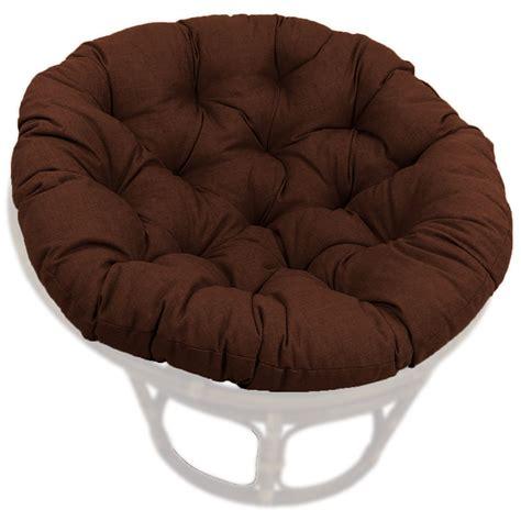 papasan cusions 46 inch outdoor fabric tufted papasan cushion dcg stores