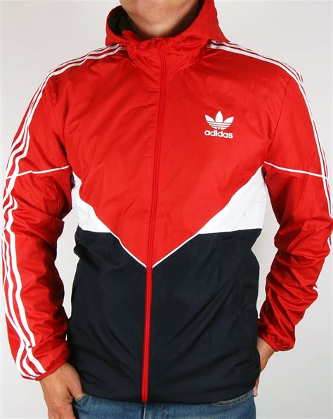 Jaket Outware Navy Original adidas originals colorado windbreaker navy jacket coat mens