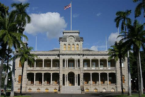 Plumbing A New House iolani palace oahu hawaii pictures