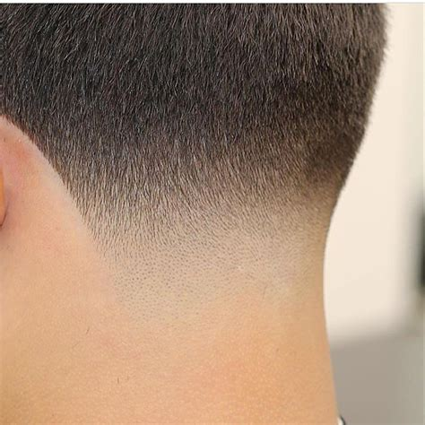 tapered haircut for women back on neck the neck taper