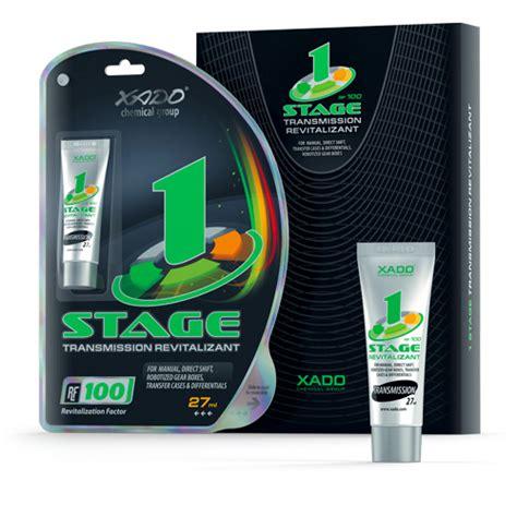 Xado Revitalizant New Car Stage 1 1 stage transmission revitalizant for manual transmission
