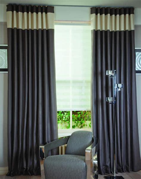 Curtains on wave tracks wave tracks bay windows