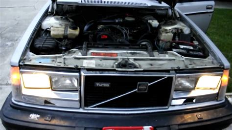 volvo  turbo wagon  sale youtube