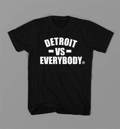 T Shirt Detroit Vs Everybody detroit vs everybody eminem shady marshall detroit t shirt t shirts tank tops