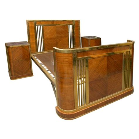 Art Deco Bed | french art deco bed at 1stdibs