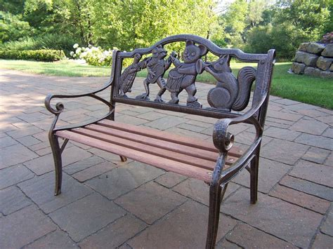 wrought iron garden benches sale oakland living garden cast iron decorative bench with