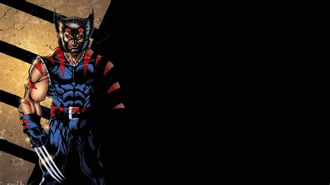 Wolverine Marvel Z2087 Iphone 7 wolverine hd wallpaper and background 1920x1080