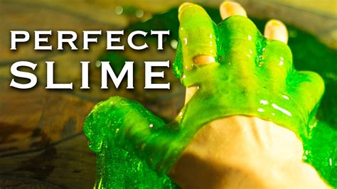 making green how to make green slime with two simple chemicals