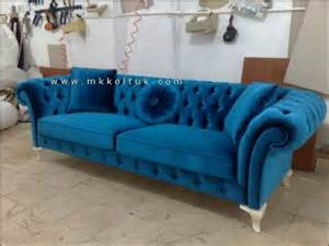 Turquoise Chesterfield Sofa Turquoise American Style Chesterfield Exclusive Design Ideas