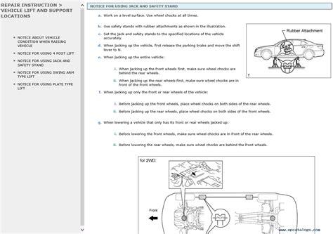 online auto repair manual 2002 lexus ls instrument cluster lexus ls460 repair manual 09 2006 08 2011