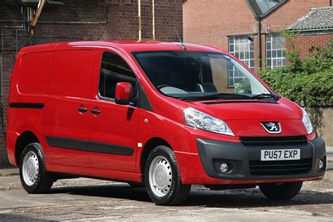peugeot vans peugeot expert 2007 review honest