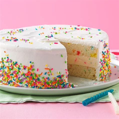 Birthday Cake Recipes by Birthday Cake Recipe Taste Of Home