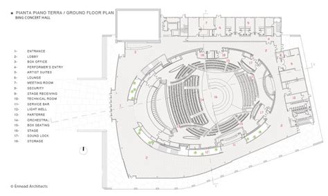 disney concert hall floor plan gehry s disney concert hall floor plans google search