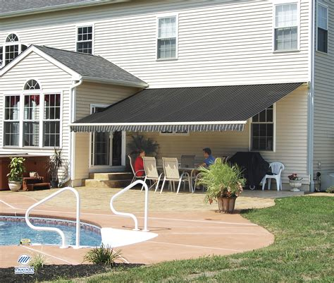 professional awning manufacturers association montgomery shade awning northern virginia premier awning service provider