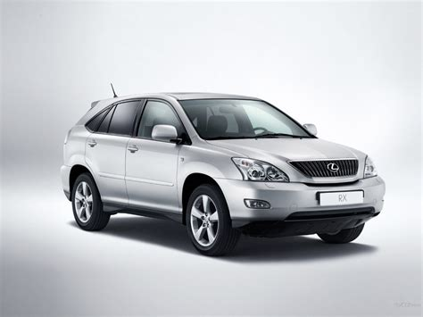 Toyota Rx Toyota Lexus Rx 350 Reviews Prices Ratings With