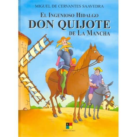 libro el libro de don don quijote de la mancha 2004 libro hobby tebeosfera