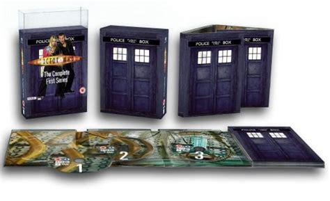 Doctor Medice Series Set dvd doctor who series 1 complete dvd 2005 5 disc set box set 5014503177027 ebay