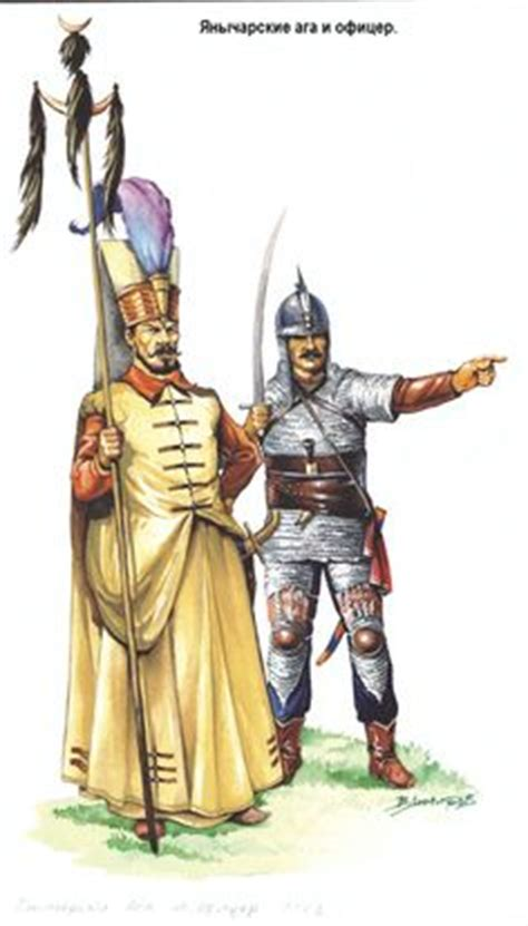 elite corps of ottoman turks janisarys elite ottoman infantry janissaries