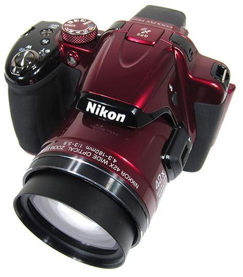 Kamera Nikon P520 geschwindigkeit testbericht zur nikon coolpix p520