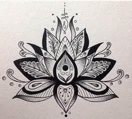 Lotus Flower Mandala Best 25 Lotus Mandala Ideas On
