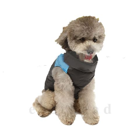comfort jackets for dogs comfort small medium large pet dog clothes winter warm