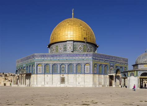 Cupula Definition 8 Remarkable Aspects Of The Dome Of The Rock