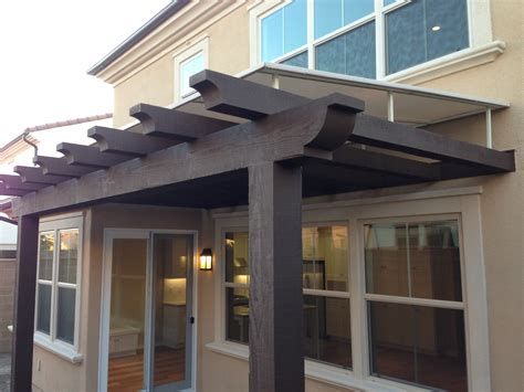 exteriors exterior design fancy outdoor wood awning