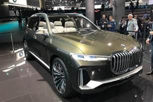 X7 Bmw Big New Bmw X7 Suv Concept Revealed Ahead Of Frankfurt