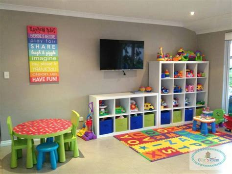 play room cleaning best 25 playroom shelves ideas on