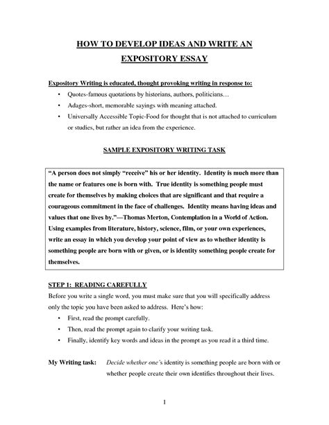 Exploratory Essay by Explanatory Essay Quotes Quotesgram