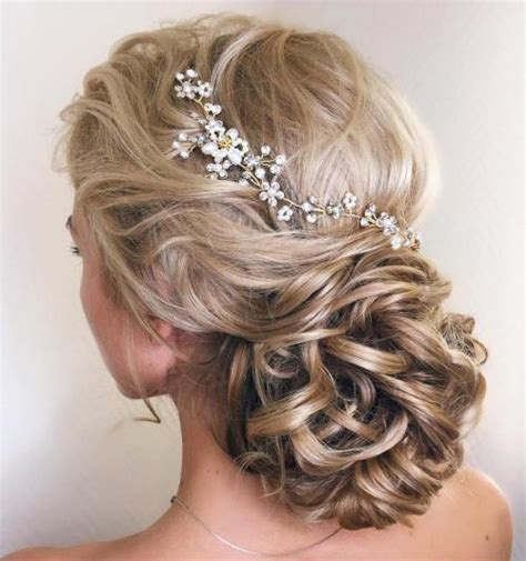 Wedding Hairstyles For The by 40 Gorgeous Wedding Hairstyles For Hair