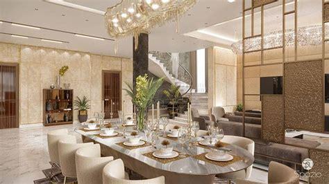 تصاميم فلل في دبي 2019 النمط الكلاسيكي والحديث spazio