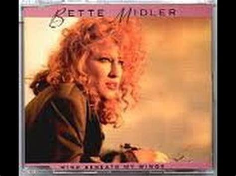 bette midler wind beneath my wings bette midler quot wind beneath my wings quot piano