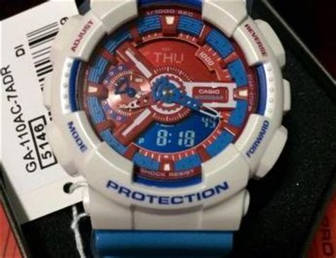 Casio Original G Shock Ga 110ac 7 casio g shock ga110ac 7 doraemon used philippines