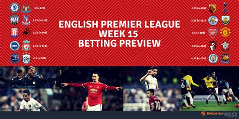 epl week 12 sports betting blog sports insights